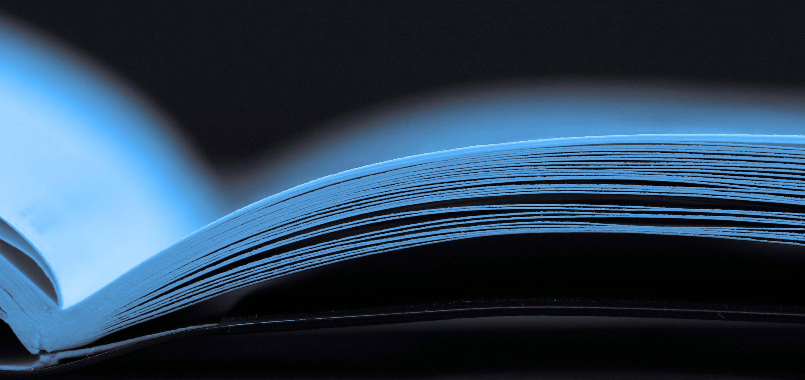 Printdesign Startseite vom Layout bis zum Druck