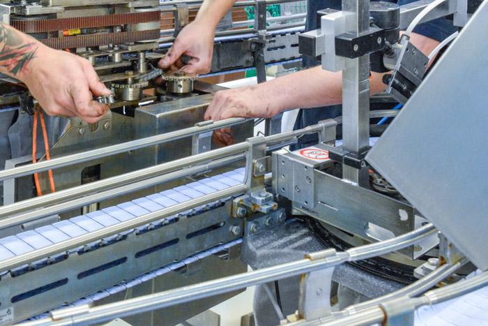 Industriefotografie Wartungsarbeiten