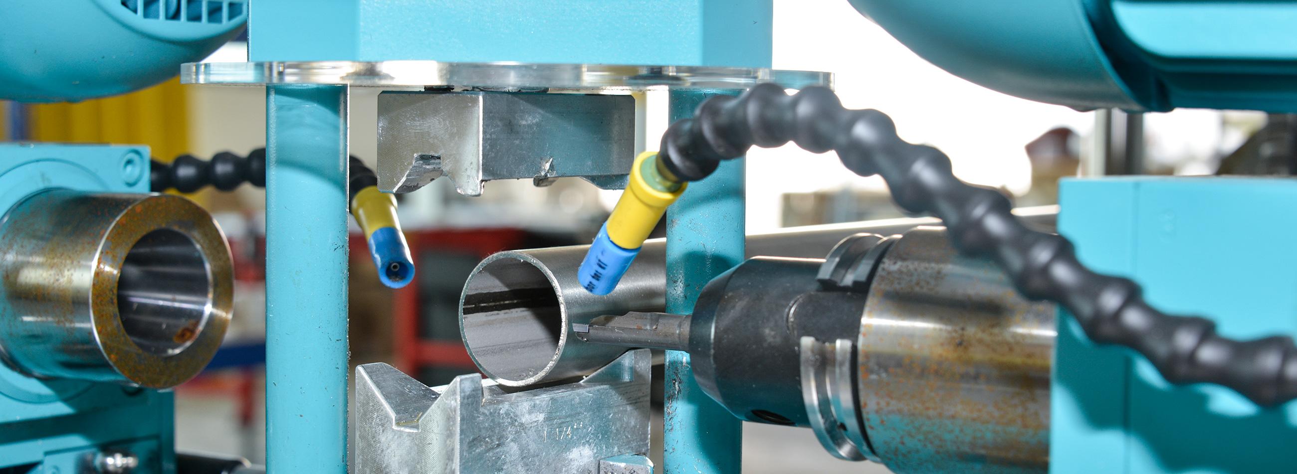 Industriefotografie Maschinenbau