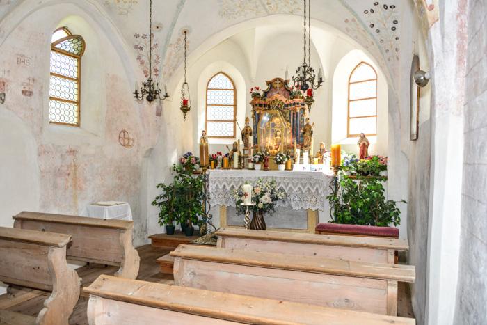 Objektfotografie Kapelle