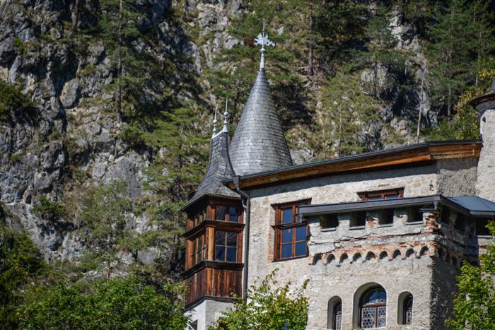 Objektfotografie Schlossturm