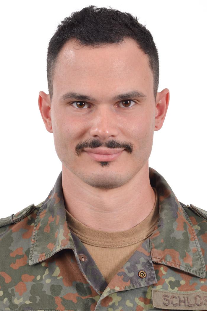 Portraitfotografie Bundeswehr