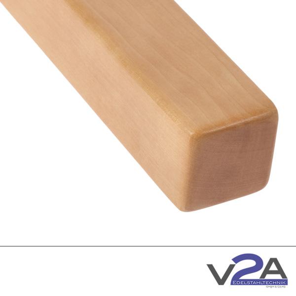 Produktfotografie Holzhandlauf Birke