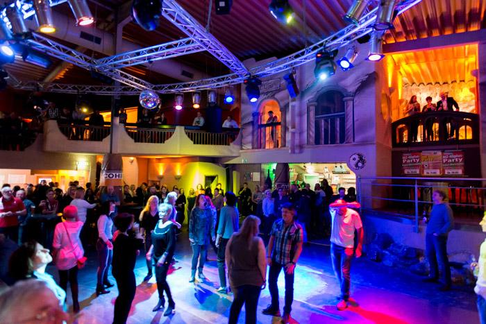 Veranstaltungsfotografie Discothek Live