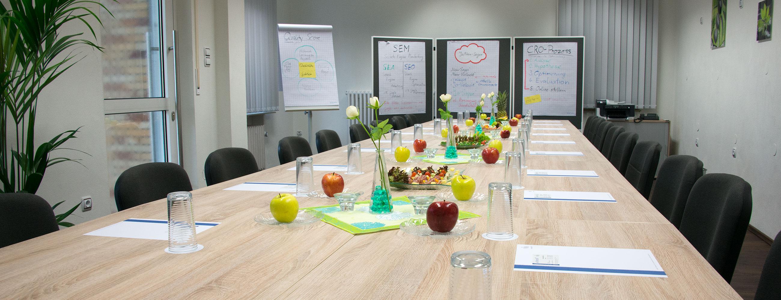 Seminare Schulungsraum Softintelli