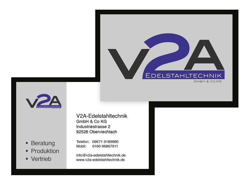 V2A-Visitenkarte